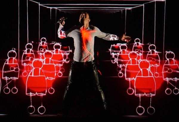 Финал Евровидение 2015: Швеция Монс Зелмерлев