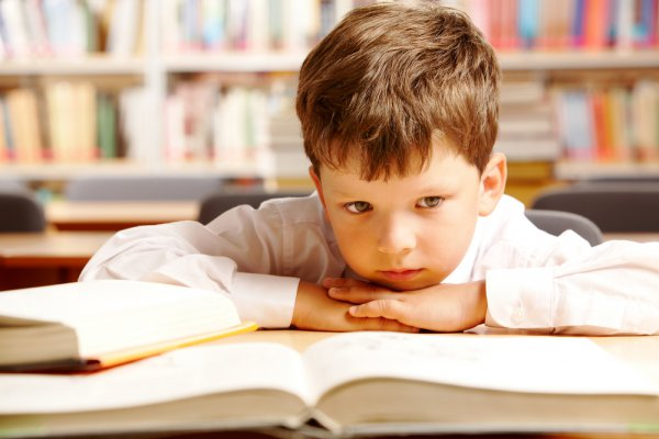 Похвала мотивирует ребенка учиться лучше