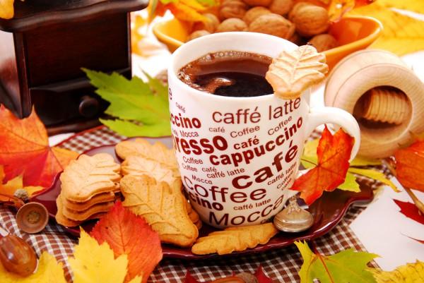 Горячий кофейный напиток