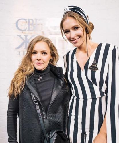 Елена Шоптенко и Екатерина Осадчая фото