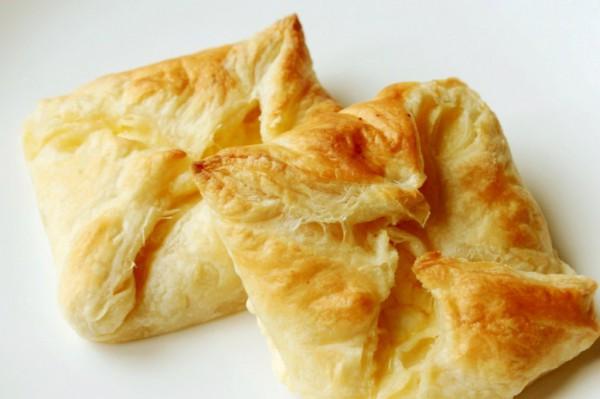 Слоеное тесто пошаговый рецепт приготовления с фото