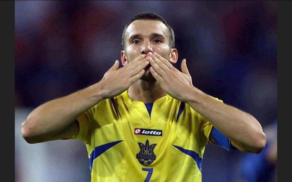 Украина-Швеция – 2:1