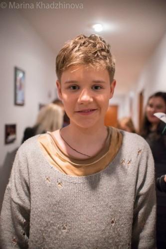 Даниил Рувинский посетил девятый эфир шоу Х-фактор