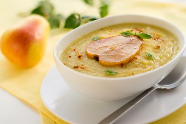 Суп из груши и пастернака