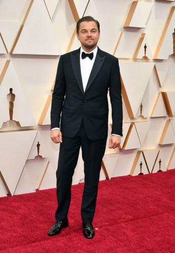 Леонардо Ди Каприо на Оскаре 2020