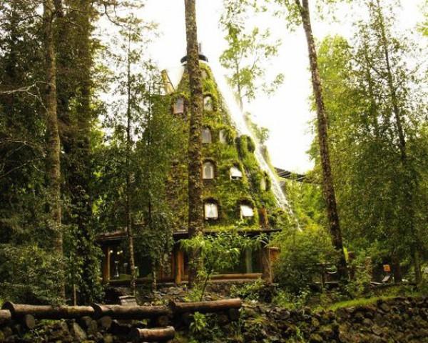 Huilo Montaña Mágica Lodge