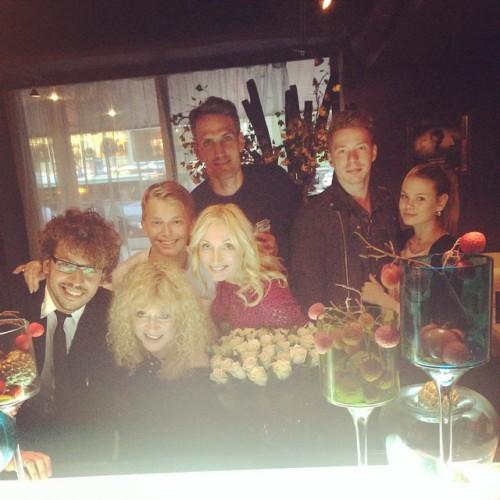 Кристина Орбакайте опубликовала теплое семейное фото