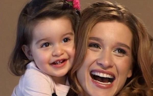 Бородина трогательно поздравила дочь с днем рождения
