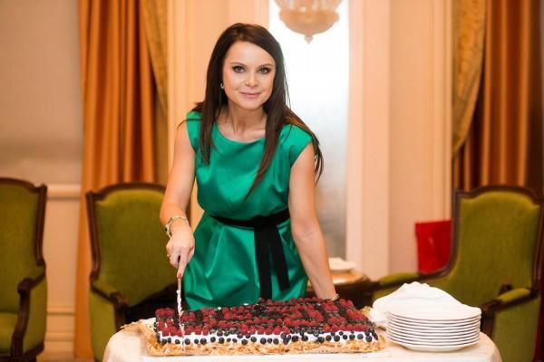 Праздничный торт Лилии Подкопаевой