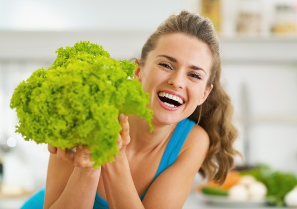 Узнай, как очистить организм с помощью детокс-салата