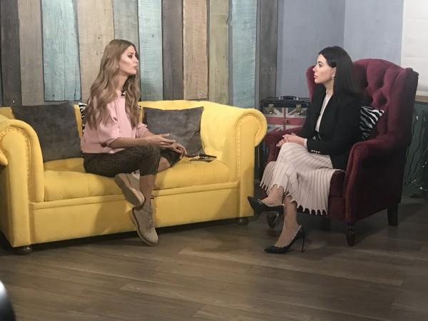 Виктория Боня и Рамина Эсхакзай
