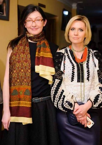Ольга та Оксана