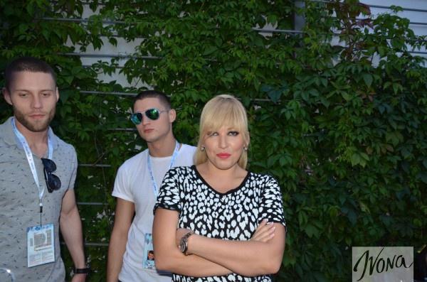 Ирина Дубцова с макияжем