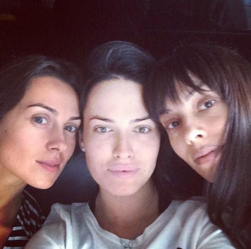 Группа NikitA без макияжа