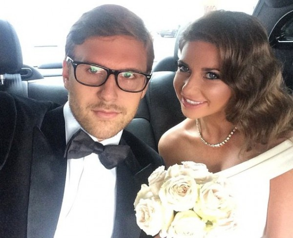 Галина Юдашкина и Максаков Петр поженились