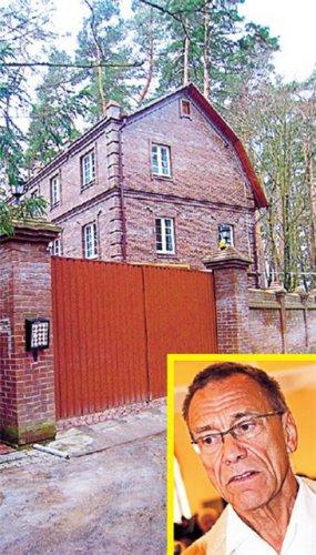 дома российских знаменитостей фото внутри и снаружи