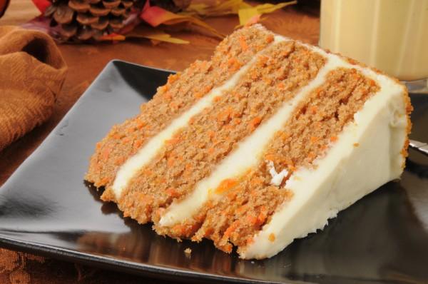 Морковный торт: пошаговый рецепт
