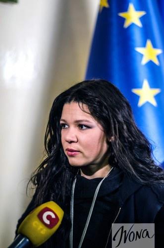 Руслана рассказала о выборах