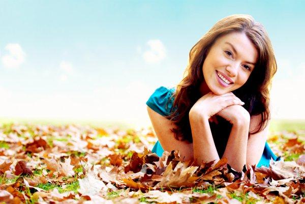 Оставайся неотразимой осенью!