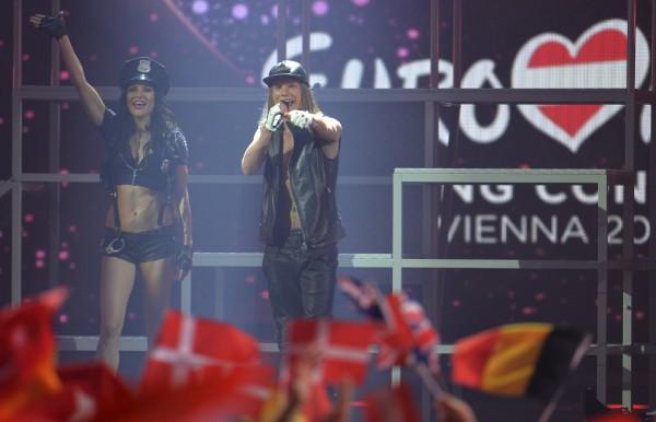 Евровидение 2015: Выступление Молдовы – Эдуард Романюта
