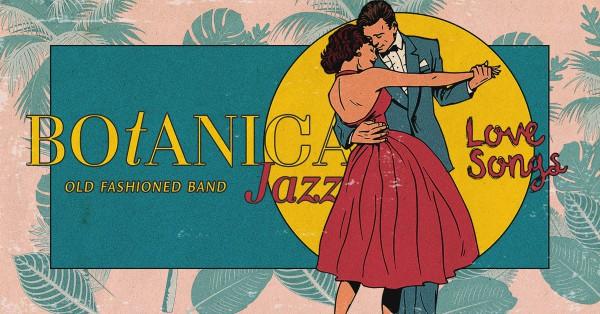 Botanica Jazz — Love Songs