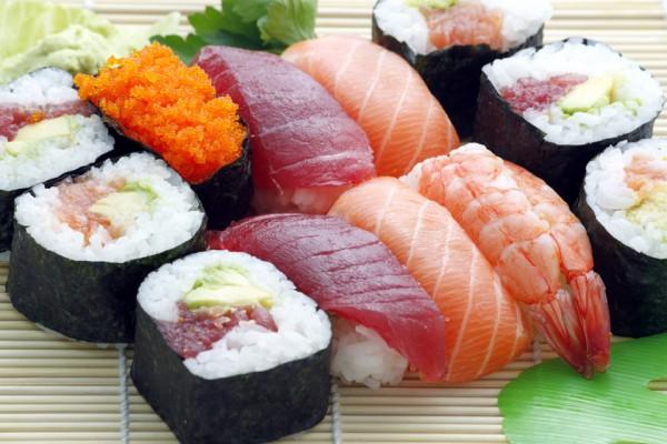 пошаговые рецепты суши