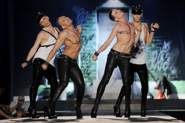 KAZAKY на Milan Fashion Week – Men's Spring/Summer 2012