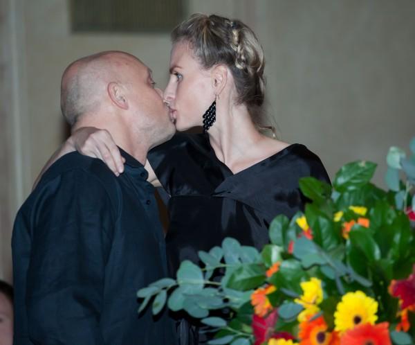 Гоша Куценко связал себя узами брака