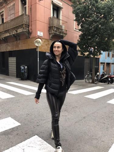 Dj NANA в Барселоне фото