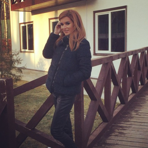 Ксения Бородина пожаловалась на недомогание