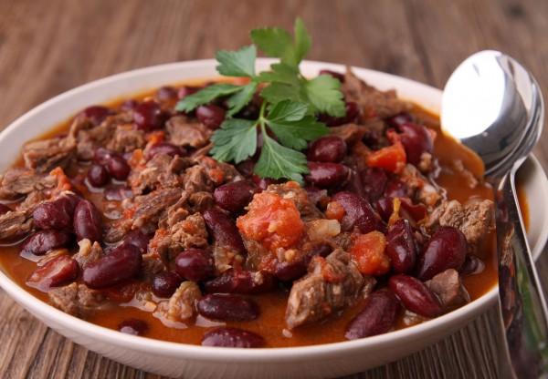 Чили кон карне рецепт