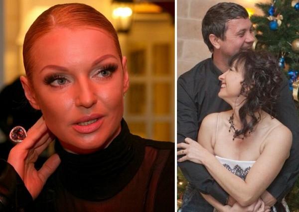 Анастасия Волочкова продолжает напряженный диалог с экс-женой Бахтияра Салимова