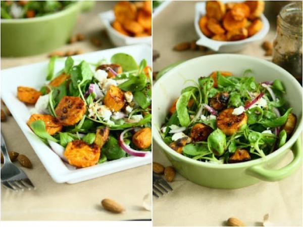 салат с тыквой рецепты челентано