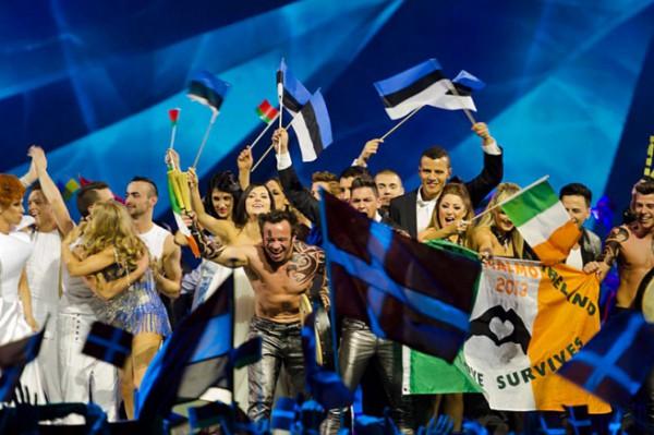 Стали известны результаты финала конкурса Евровидение 2013
