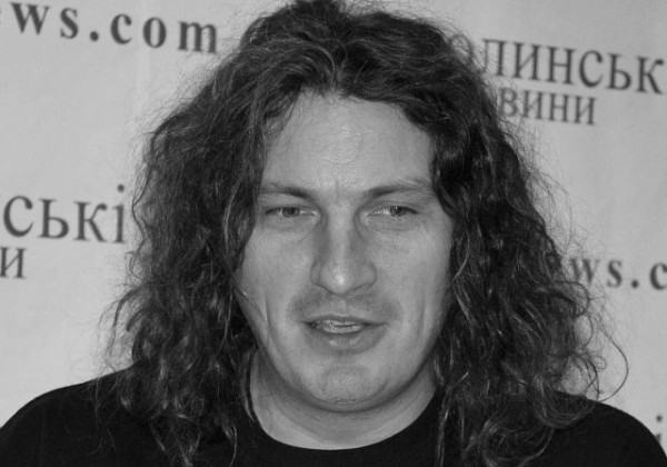 Прощание с Кузьмой Скрябиным сотсоится 4 февраля во Львове