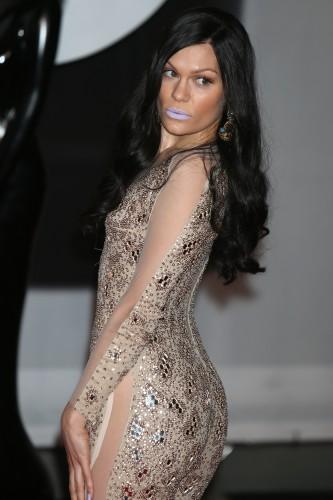 Певица Джесси Джей на церемонии BRIT Awards