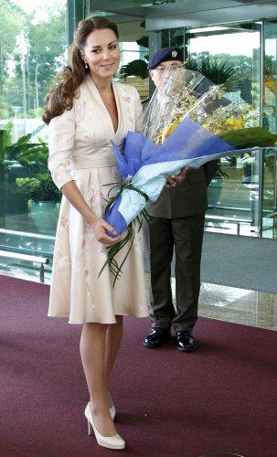 Кейт Миддлтон заняла второе место в рейтинге People