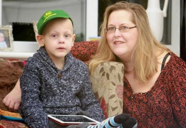 Шансы на выздоровление 5-летнего Чарли всего 40%