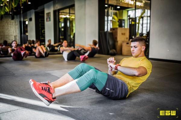 Хорошая физическая подготовка – это база для мощного воркаута
