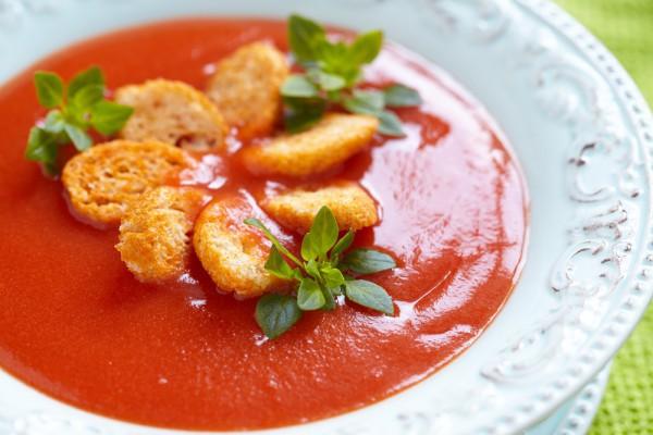 Холодный летний суп