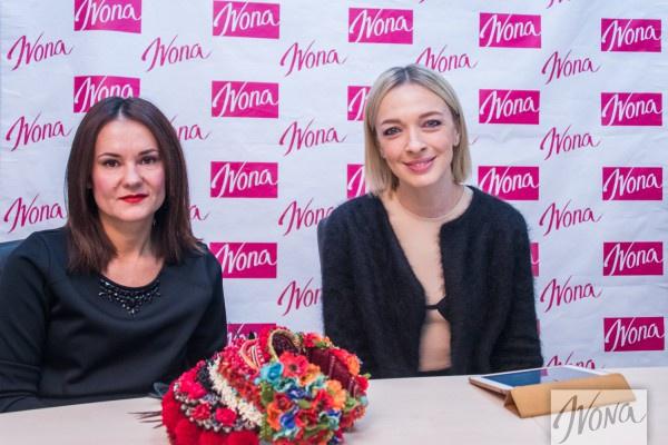Онлайн-конференция с Василисой Фроловой (справа) и Натальей Кравец