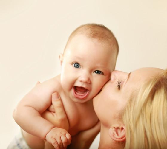 Детки, вскормленные на грудном молоке, растут умными