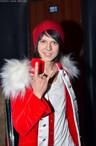 Алексей Смирнов на шоу Х-фактор