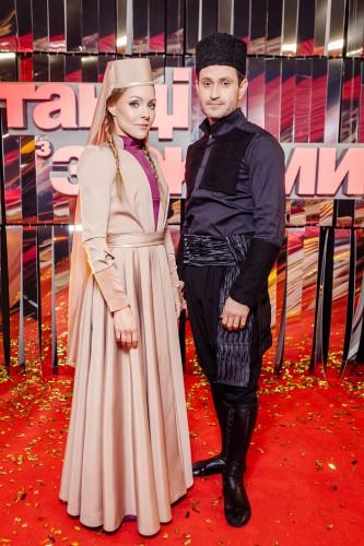 Алена Шоптенко и Ахтем Сеитаблаев фото