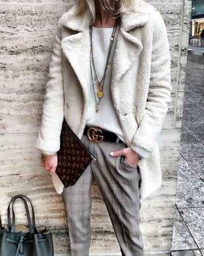 Модные правила, как выглядеть стильно зимой