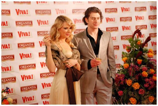 Юрий Никитин и Ольга Горбачева собираются жениться