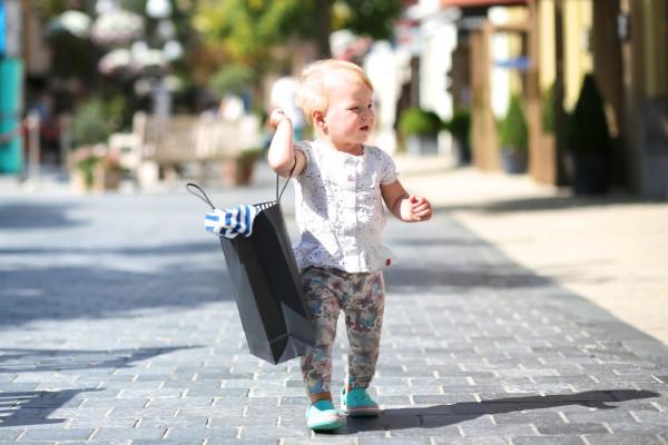 Как правильно одеть малыша на прогулку
