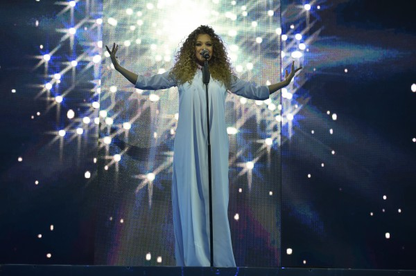 Яна Соломко посвятила свою песню Гимн счастливой женщины своему мужу