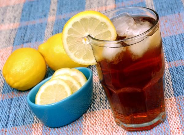 """Рецепт                  Холодный чай """"Восточная загадка"""""""