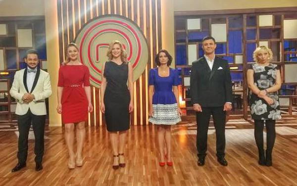 МастерШеф 4 сезон семнадцатый выпуск: Судьи и победительницы прошлых сезонов